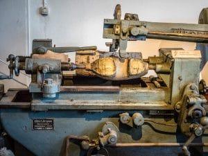 Holzschuh Hobelmaschine