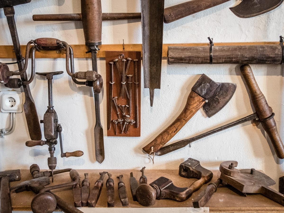 alte Werkzeuge